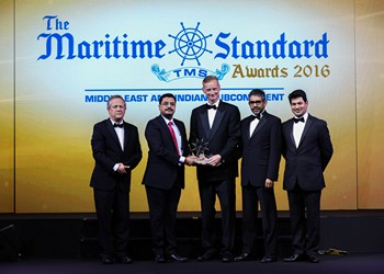 Winners 2016 - The Maritime Standard (TMS) Awards