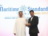 Winner of TMS Hall of Fame Award, Sultan bin Sulayem